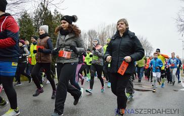 Silvestrovský beh 2017